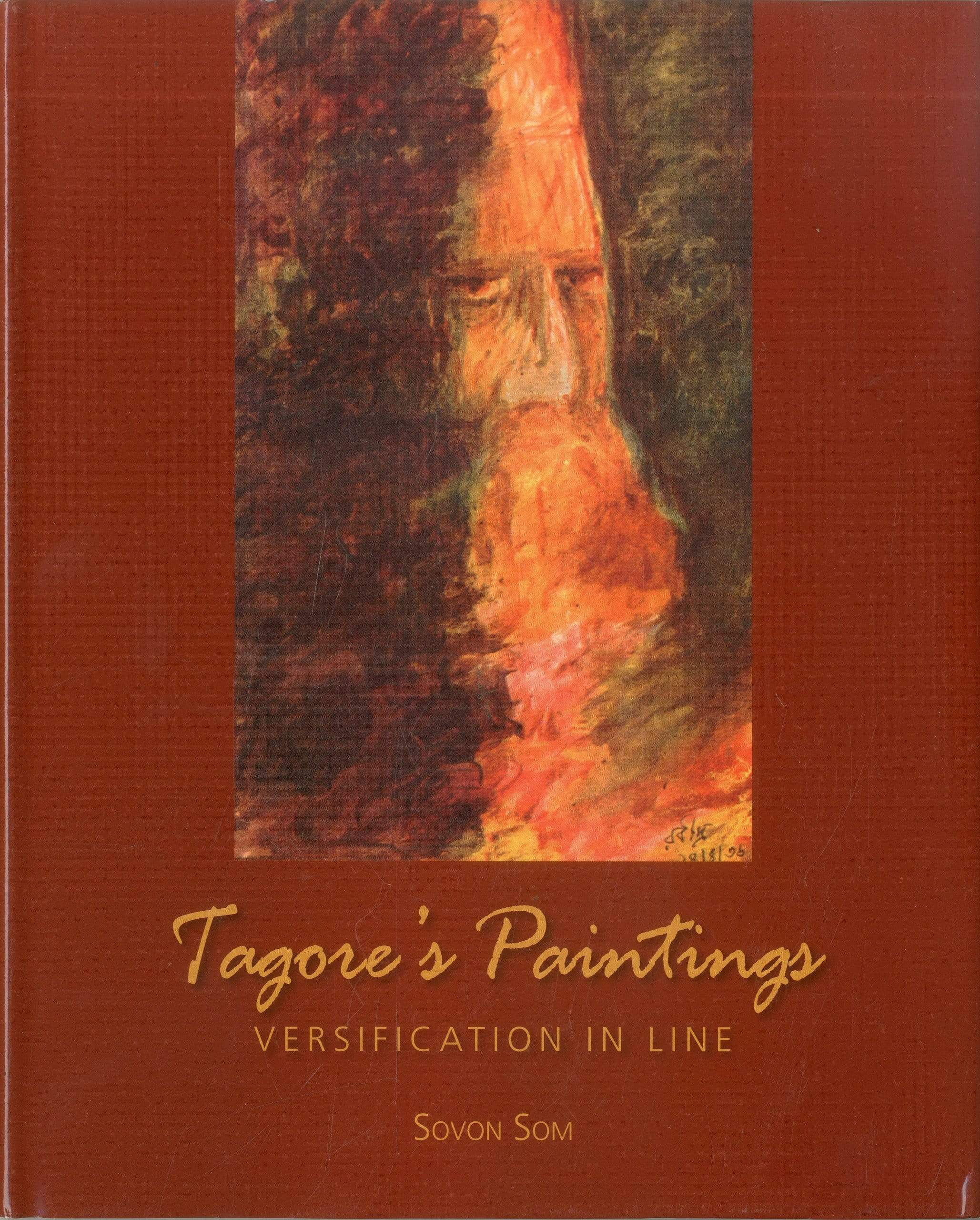 Tagore's Paintings: Versification in Line
