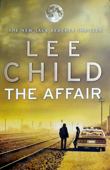 Buy The Affair (Jack Reacher #16) Book Online at Low Prices in India | Book Prakash Books 9780553825503