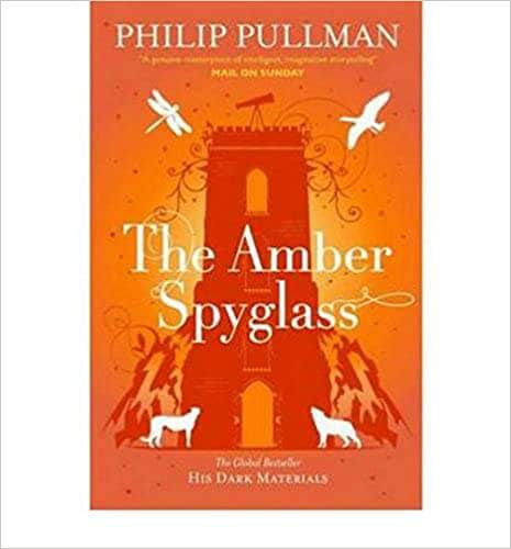 Buy The Amber Spyglass (His Dark Materials #3) book online at low Book Bookish Santa