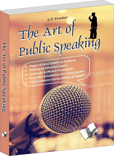 Buy The Art of Public Speaking Book V & S Publications 9789357942218