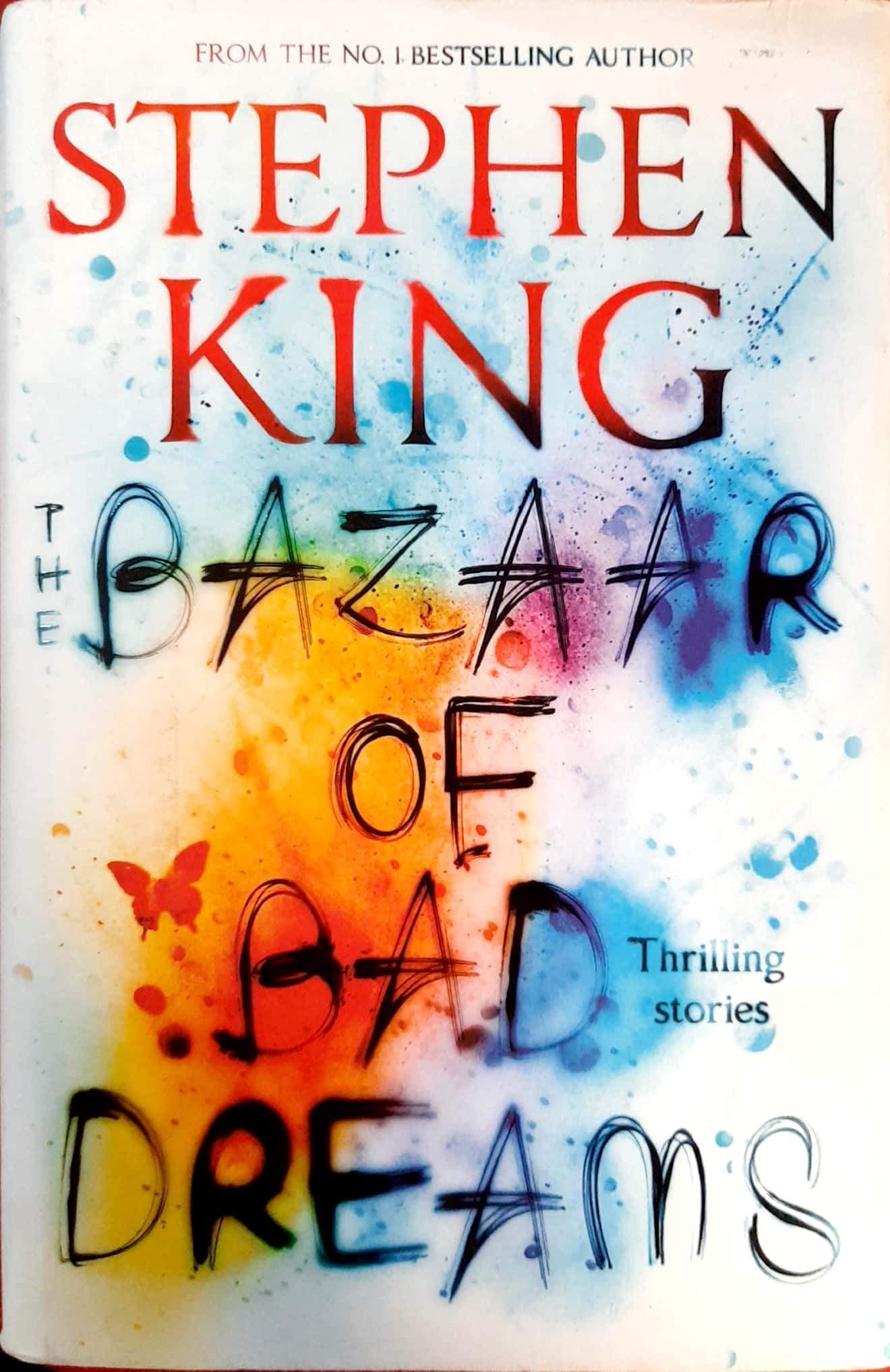 The Bazaar of Bad Dreams (Hardcover Edition)