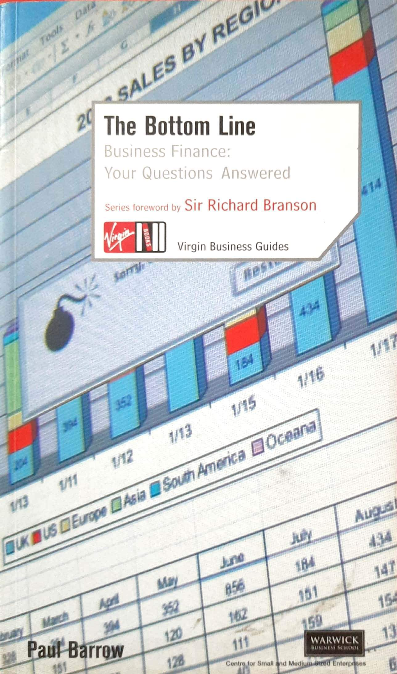 The Bottom Line: Business Finance: Your Questions Answered