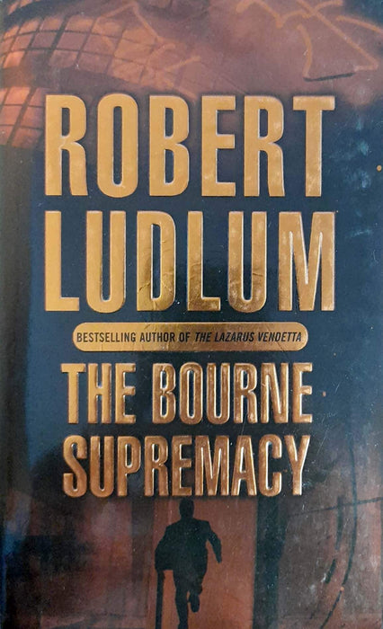 The Bourne Supremacy (Jason Bourne #2)