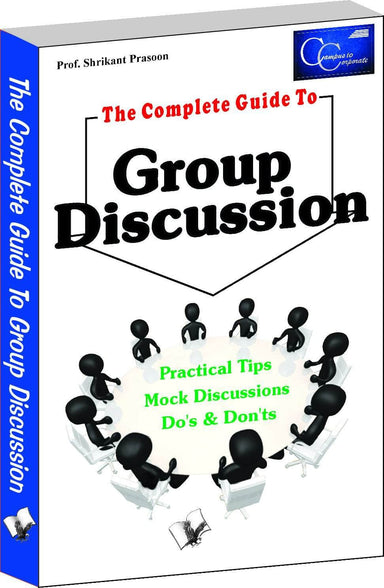 Buy The Complete Guide To Group Discussion Book Online at Low Prices Book V & S Publications 9789381588222