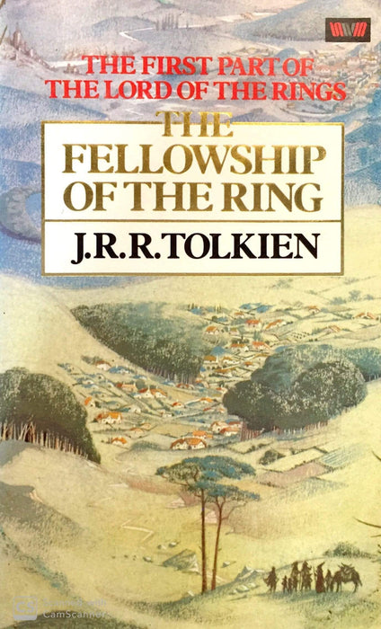 Buy The Fellowship of the Ring (The Lord of the Rings #1) (Vintage Books Bookish Santa 9780048231857