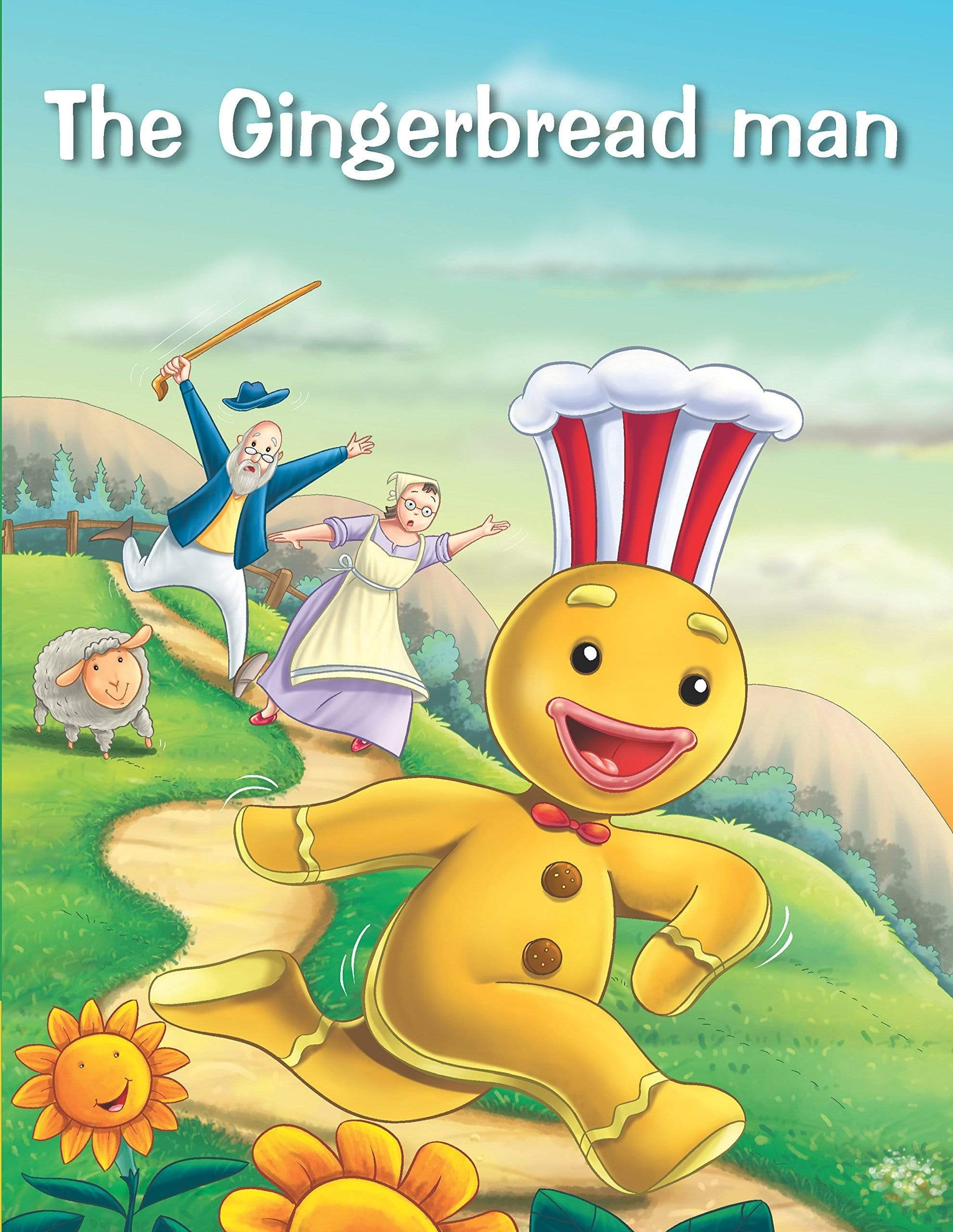 The Gingerbread Man (Bedtime Stories)
