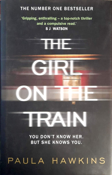 The Girl on the Train (Hardcover Edition)