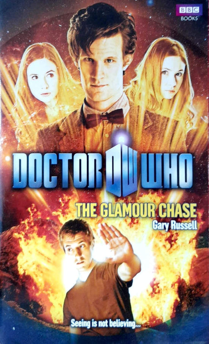 The Glamour Chase (Doctor Who: New Series Adventures #42)