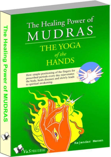 Buy The Healing Power Of Mudras Book Online at Low Prices in India | Book V & S Publications 9789381384220