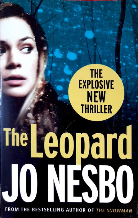 The Leopard (Harry Hole #8)