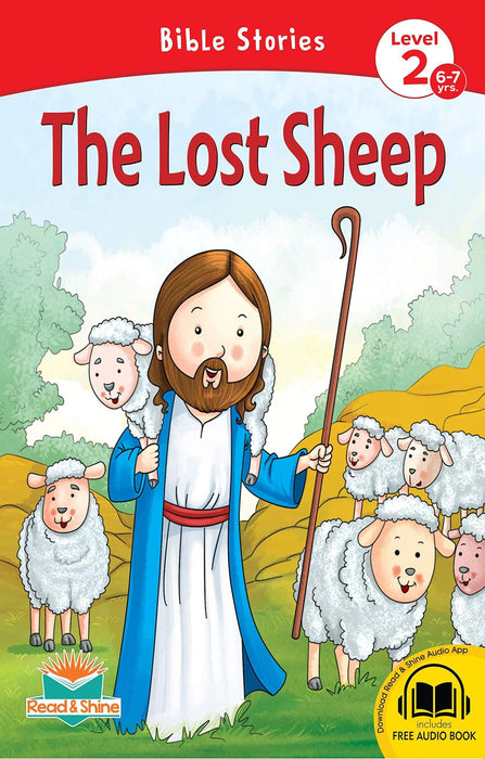 The Lost Sheep - Bible Stories (Readers)