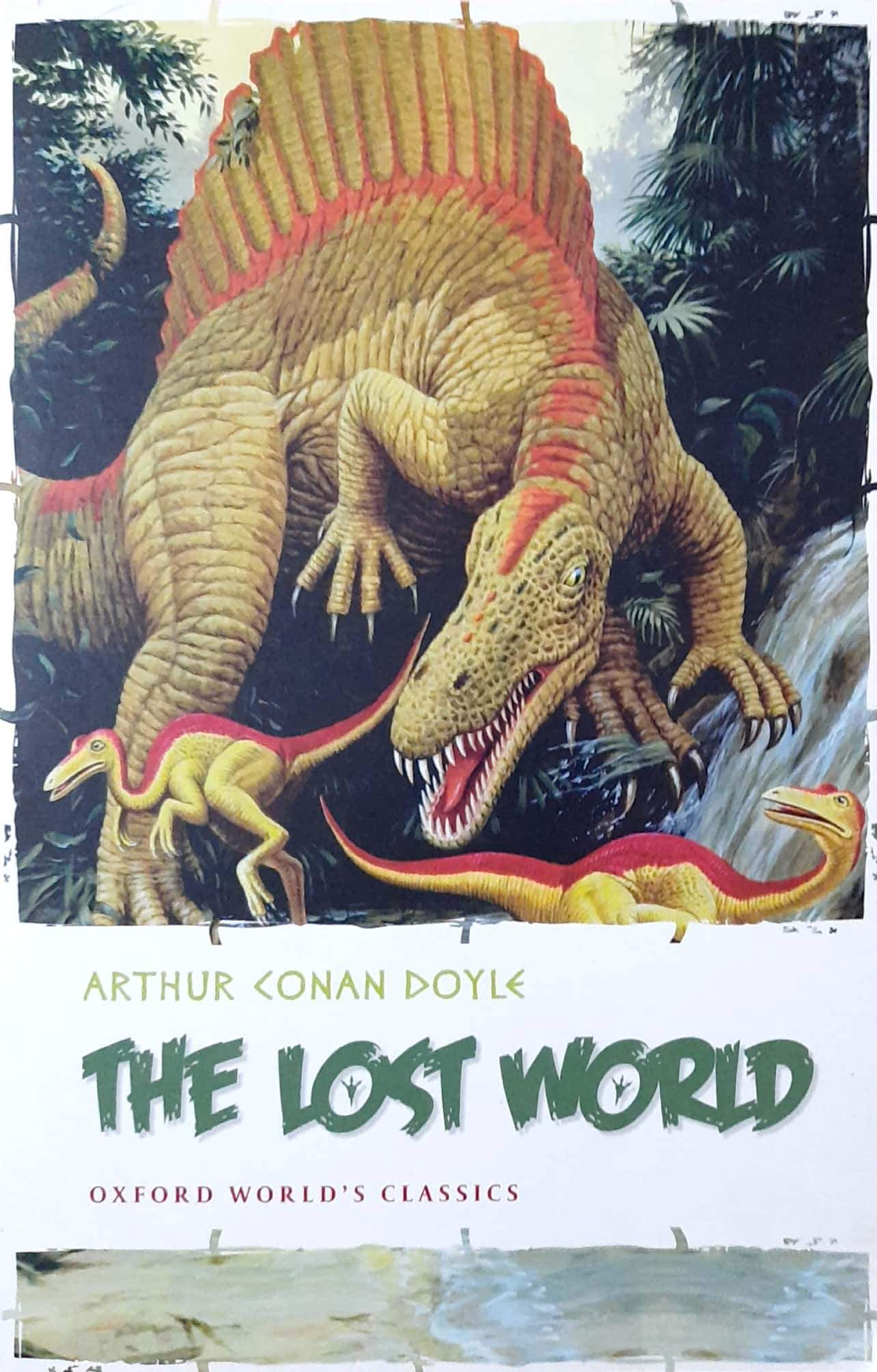 The Lost World (Professor Challenger #1)