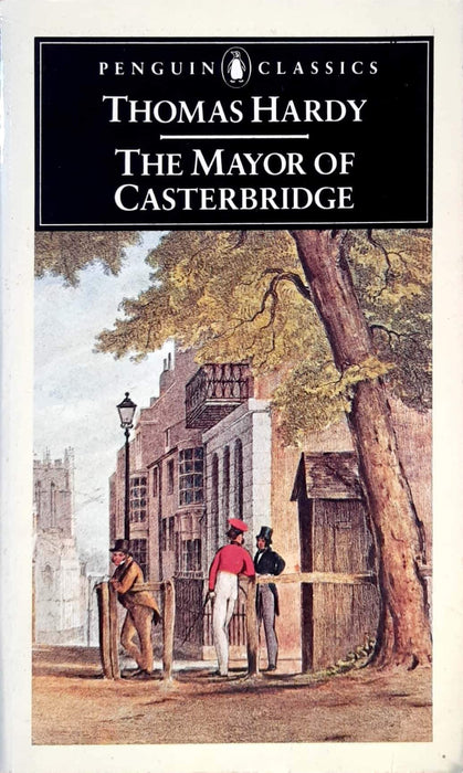 The Mayor of Casterbridge (English Library)