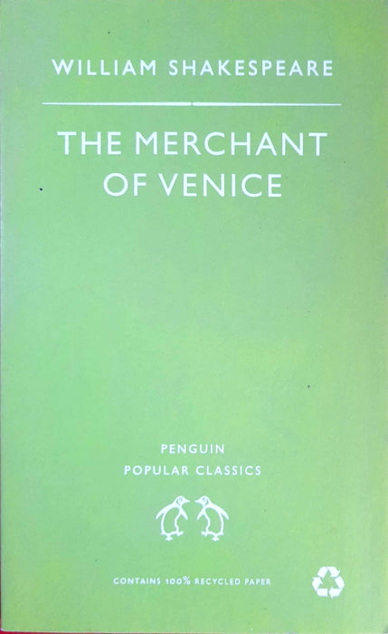 The Merchant of Venice (Penguin Popular Classics)