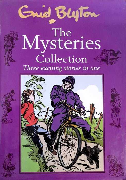 The Mysteries Collection: Three Exciting Stories in One (Hardcover Edition)