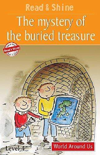 The Mystery of the Buried Treasure - Read & Shine (Read and Shine: Graded Readers)