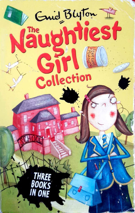 The Naughtiest Girl Collection. Enid Blyton (The Naughtiest Girl #1-3)