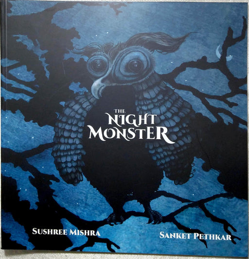 Buy The Night Monster (Hardcover Edition) Book Online at Low Prices in Book Karadi Tales 9788181903310