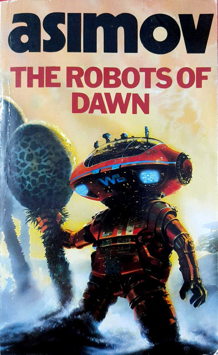 Buy The Robots of Dawn (Robot #3) (Vintage 1985 Edition) book online Books Bookish Santa 9780586061992