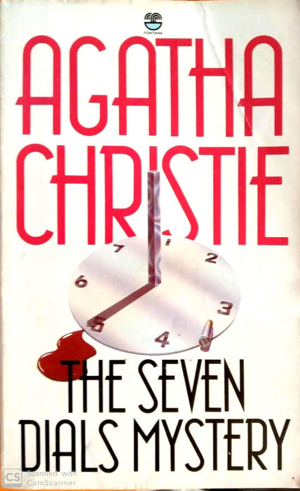 The Seven Dials Mystery (Superintendent Battle #2) (Vintage 1990 Edition)