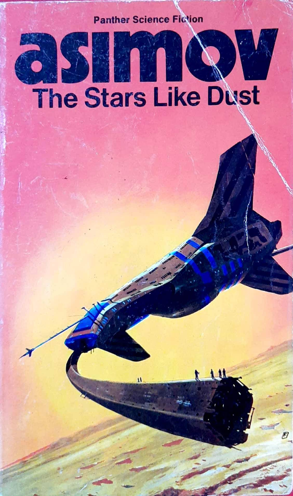 The Stars, Like Dust (Galactic Empire #1) (Vintage 1984 Edition)