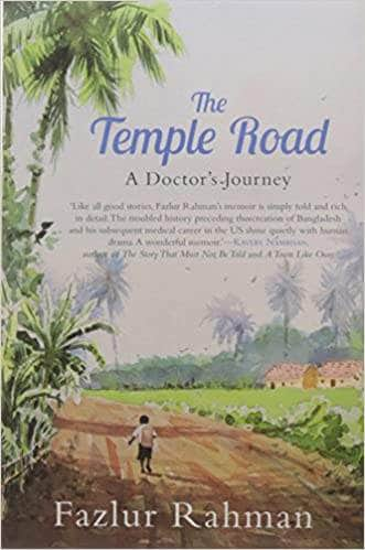 Buy The Temple Road: A Doctor's Journey Book Online at Low Prices in Book Speaking Tiger