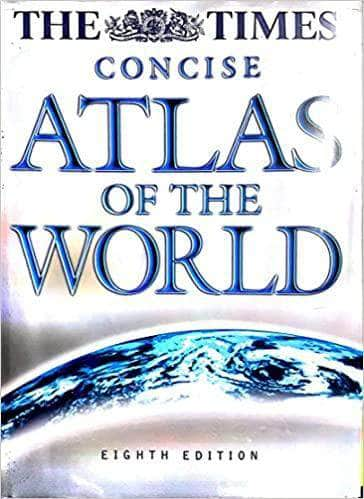Buy The Times Atlas of the World Book Online at Low Prices in India | Book Bookish Santa