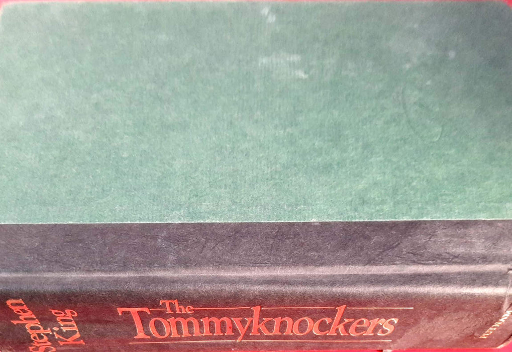 The Tommyknockers (Hardcover Edition)