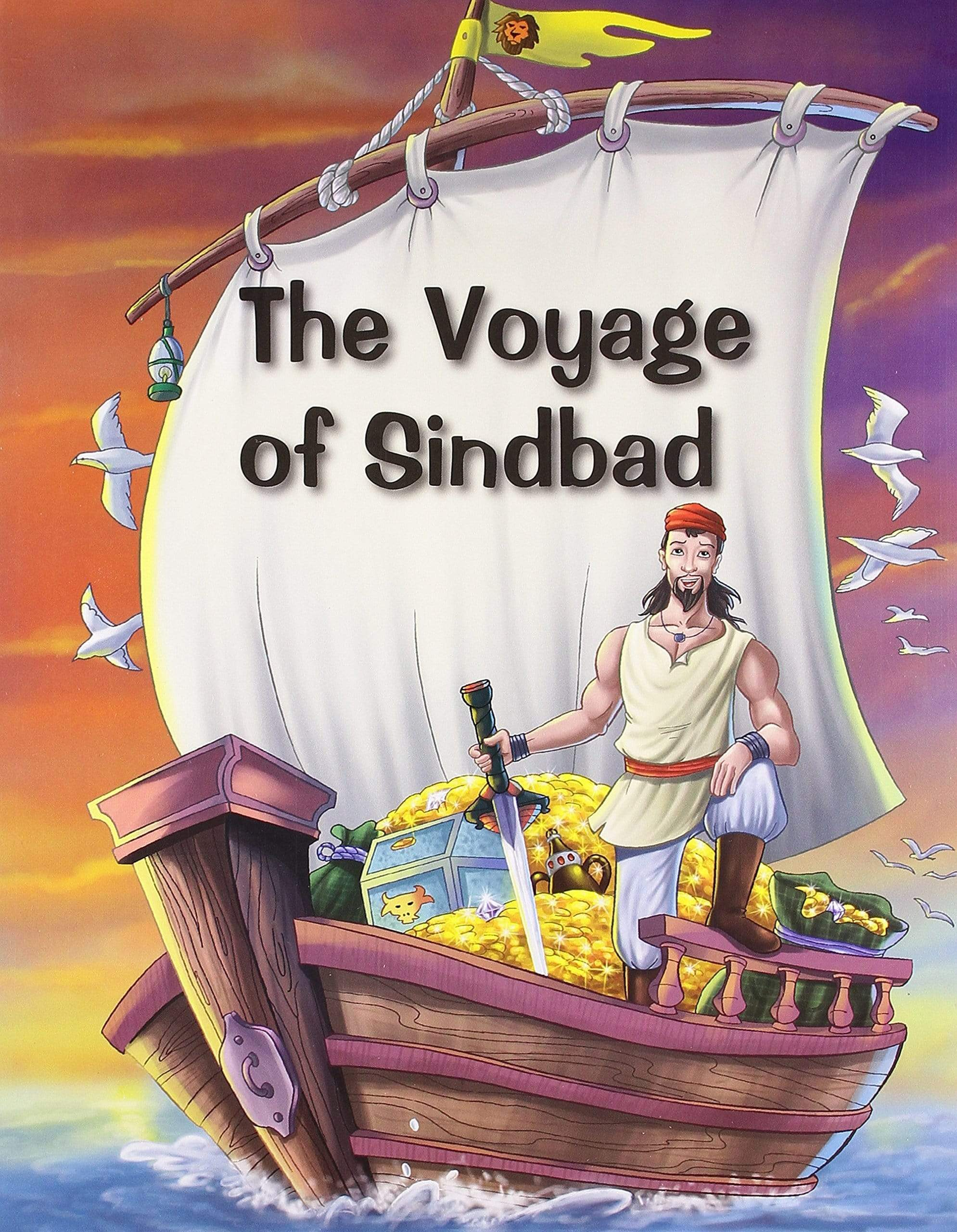The Voyage of Sindbad (Timeless Stories)