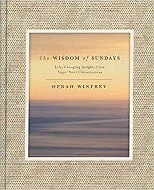 Buy The Wisdom of Sundays: Life-Changing Insights and Inspirational Book Bookish Santa 9781509874118