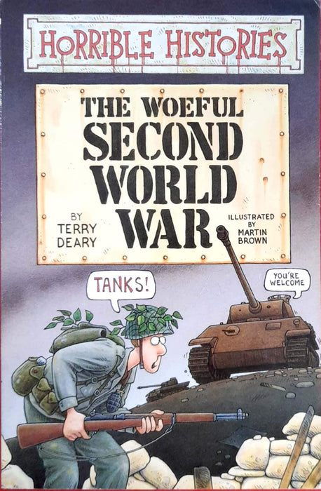 Buy The Woeful Second World War book online at low prices in India | Books Bookish Santa 9780439011228