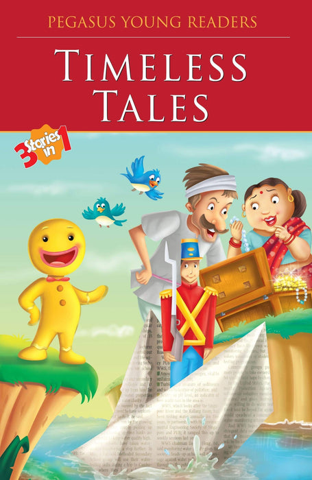 Buy Timeless Tales book online at low prices in India | Bookish Santa Book Pegasus 8131917304