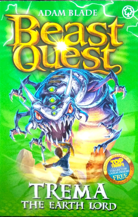 Trema the Earth Lord (Beast Quest #29)