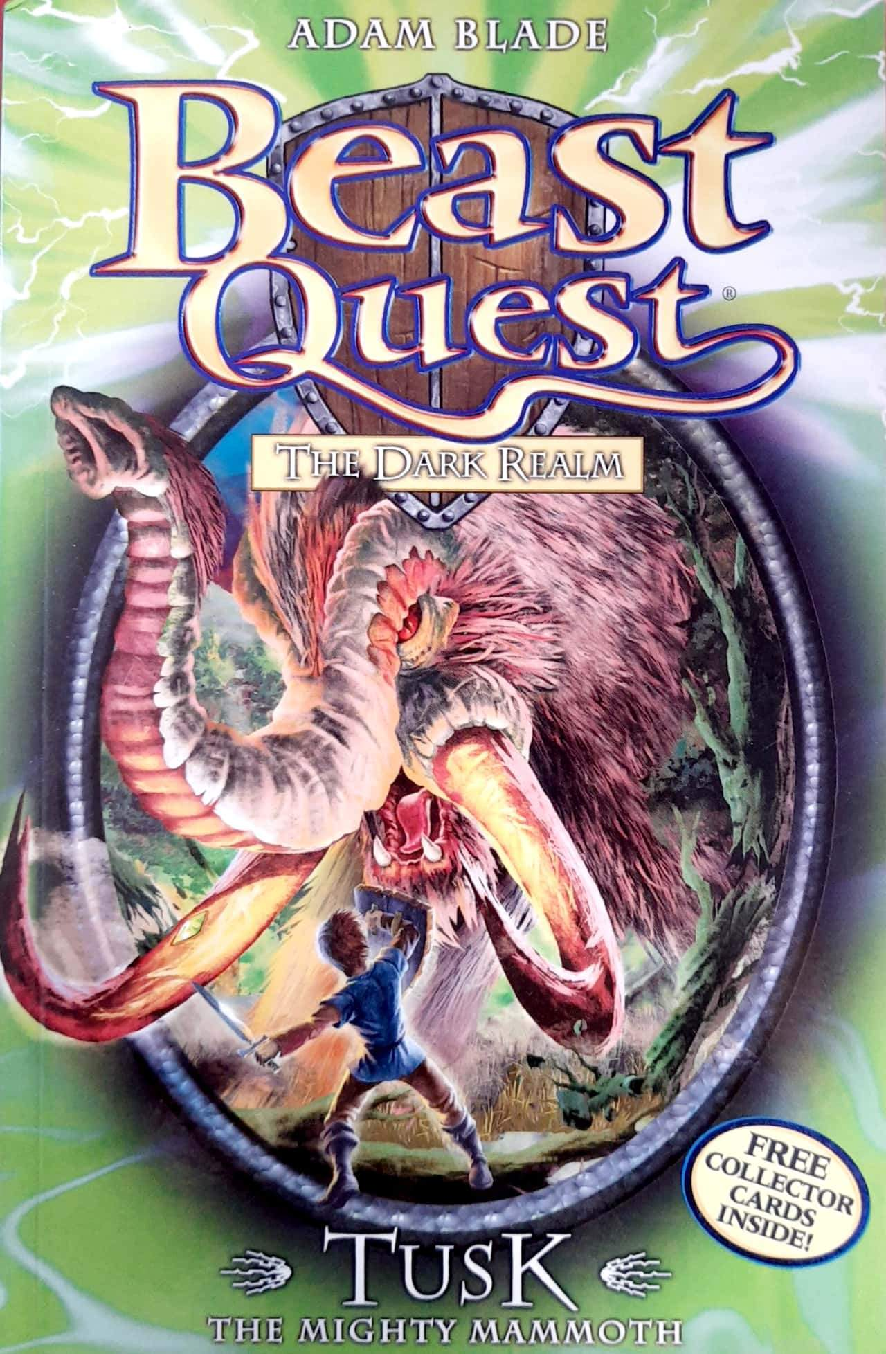 Tusk the Mighty Mammoth (Beast Quest #17)