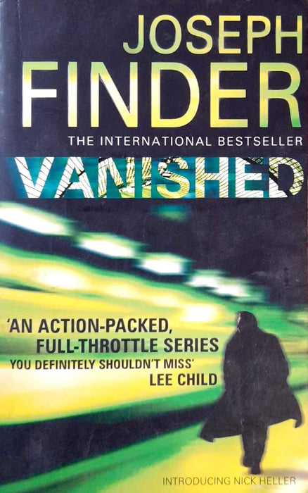 Vanished (Nick Heller #1)