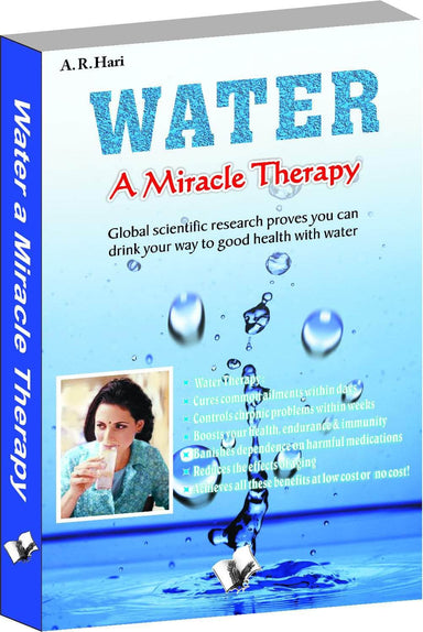 Buy Water A Miracle Therapy Book Online at Low Prices in India | Book V & S Publications 9789381384800