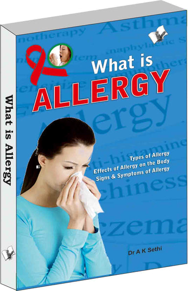 Buy What is Allergy Book Online at Low Prices in India | Bookish Santa Book V & S Publications 9789350579244
