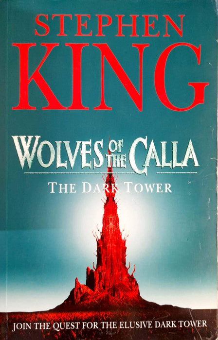 Wolves of the Calla (The Dark Tower #5) (Premium Edition)