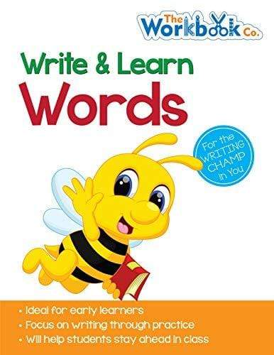Words - Write & Learn