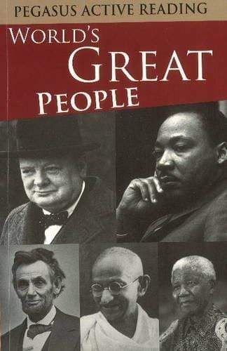 World's Great People (Pegasus Active Reading)
