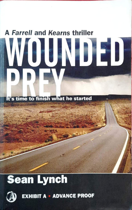 Wounded Prey (Farrell and Kearns #1)
