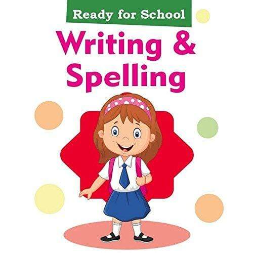 Writing & Spelling - Ready for School