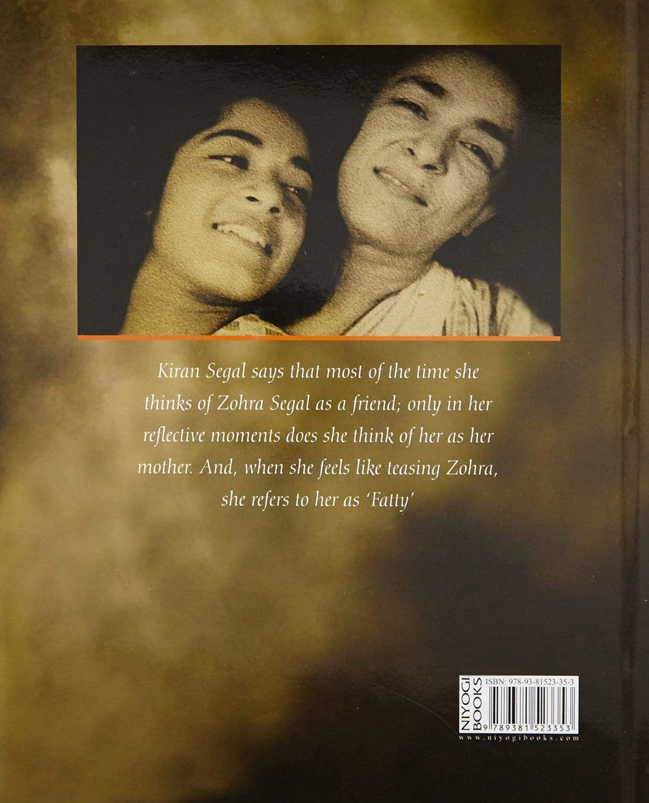 Buy Zohra Segal 'Fatty' book online at low prices in India | Bookish Books Niyogi Publications 9789381523353