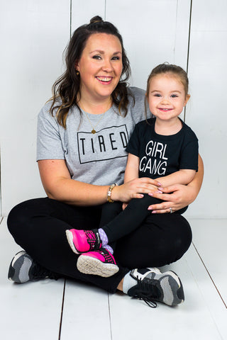 GIRL GANG - TODDLER TEE