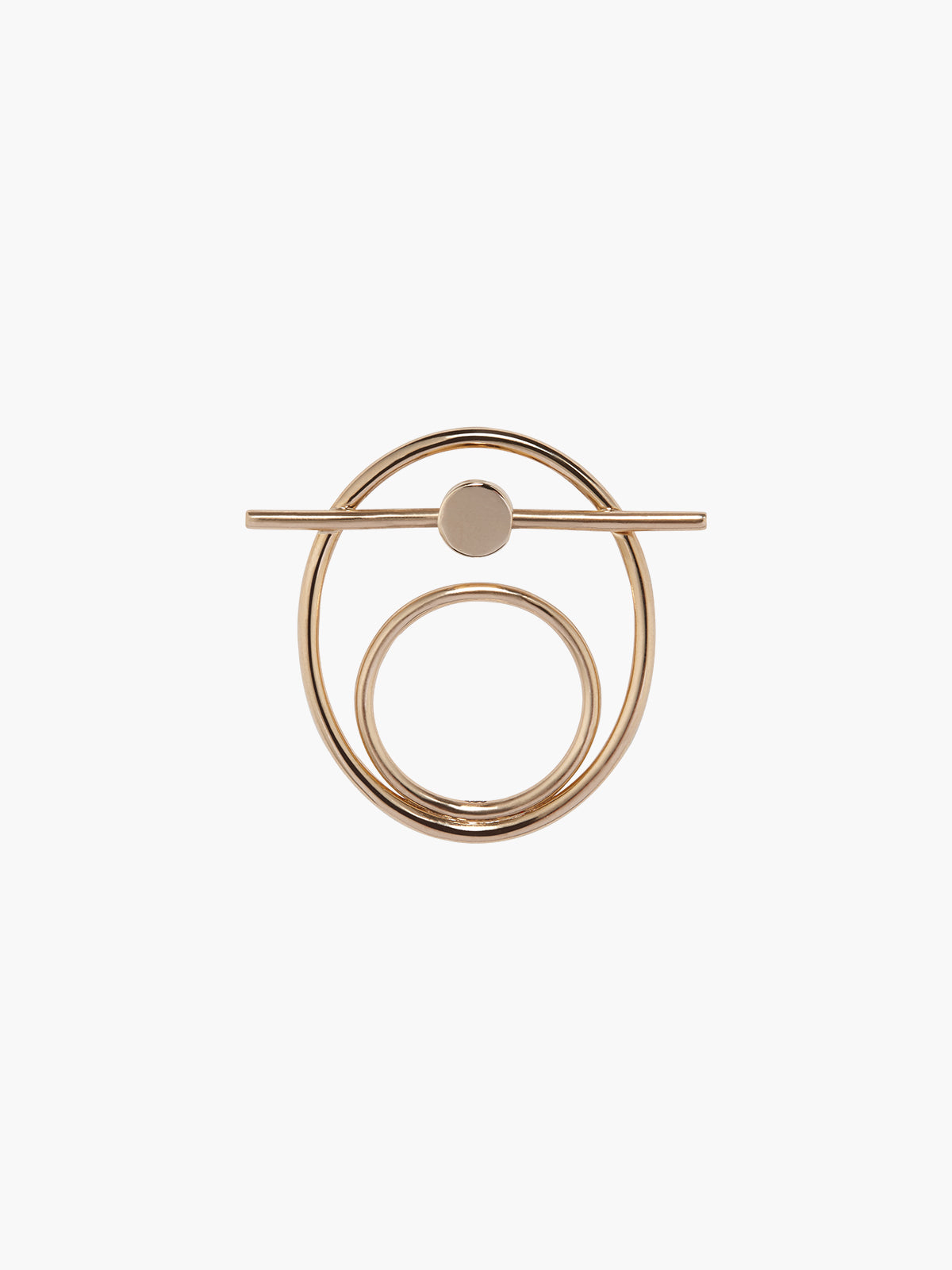 Exclusive Suno Ring | Gold