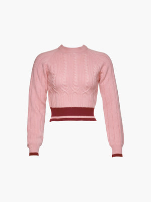 Morasca Sweater Pink Morasca Sweater Pink