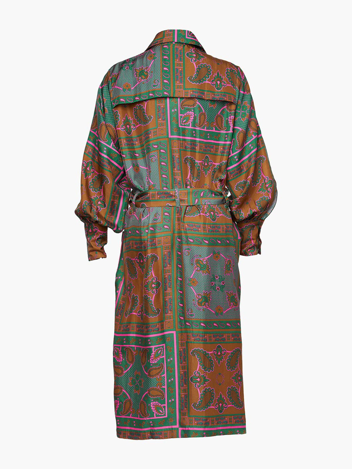 Ossie Robe Green