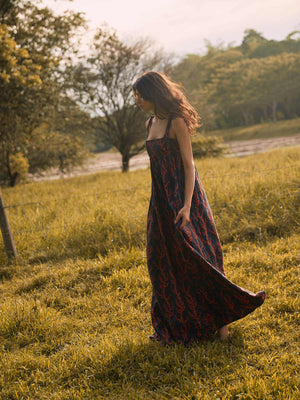 Verbena Maxi Dress | Arrecife Verbena Maxi Dress | Arrecife