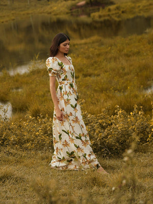 Pomelo Maxi Dress | Jardin Pomelo Maxi Dress | Jardin