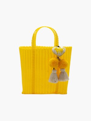 Otomi Beach Tote S | Yellow Otomi Beach Tote S | Yellow
